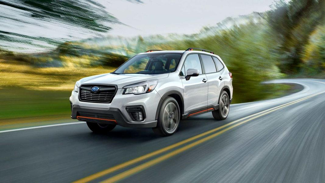 Đối thủ của Honda CR-V 2018: Subaru Forester 2019 tương lai về Việt Nam - 7