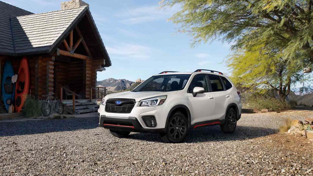 Đối thủ của Honda CR-V 2018: Subaru Forester 2019 tương lai về Việt Nam - 3