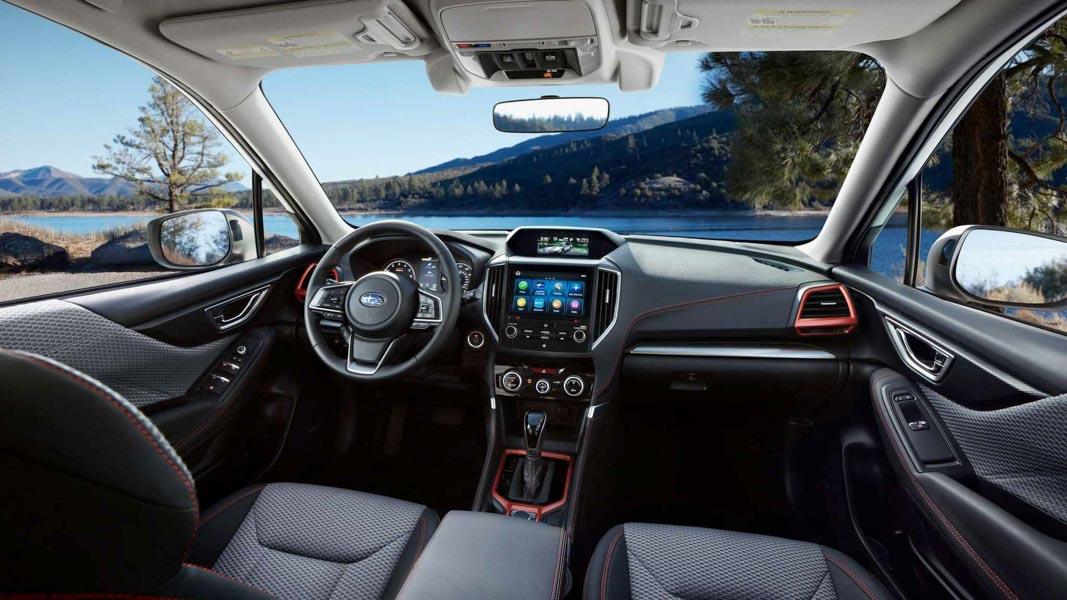 Đối thủ của Honda CR-V 2018: Subaru Forester 2019 tương lai về Việt Nam - 6