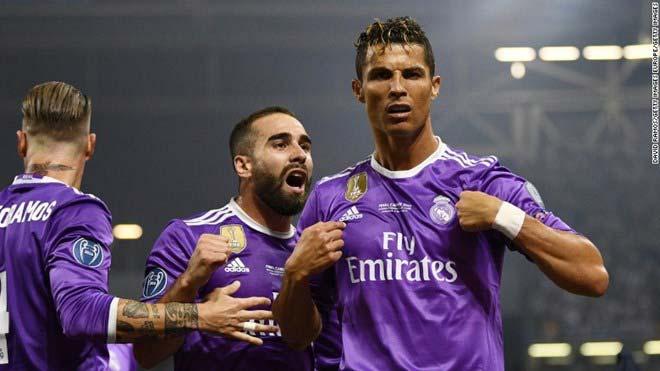 """Real đấu Juventus Cúp C1: """"Tiểu Messi"""" sôi máu, báo thù Ronaldo"""