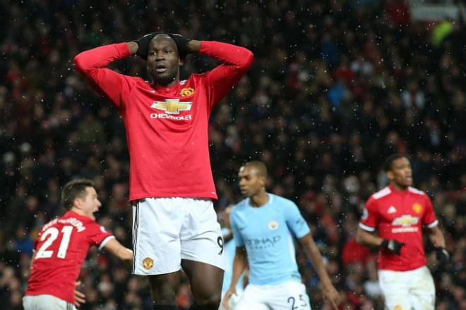 """Lukaku hóa """"Quỷ dữ"""", ghi 100 bàn: Đấu Man City, quyết rửa nhục - 2"""