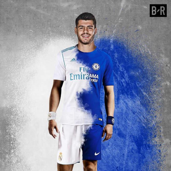Tin HOT bóng đá trưa 2/4: Real bất ngờ đòi mua lại Morata - 1