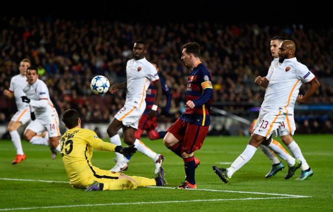 Tin nóng Tứ kết cúp C1: Messi tái xuất, Man City nín thở vì Aguero - 1