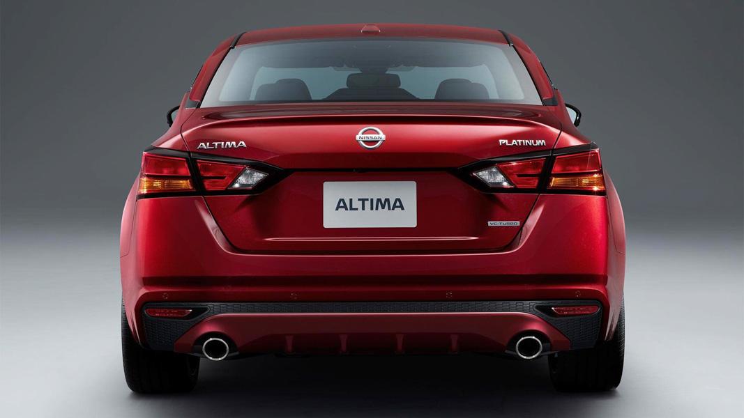 Đấu với Toyota Camry 2018: Nissan tung ra Altima 2019 thế hệ hoàn toàn mới - 3