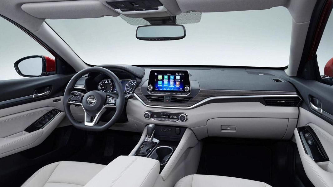Đấu với Toyota Camry 2018: Nissan tung ra Altima 2019 thế hệ hoàn toàn mới - 5