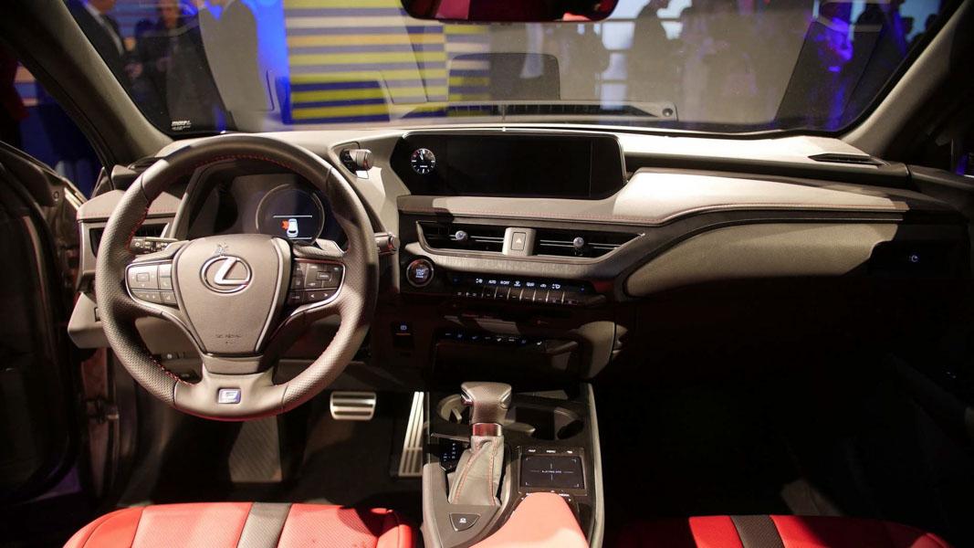 Lexus UX 2018 ra mắt tại Mỹ: Về Việt Nam không dưới 1,8 tỷ đồng - 6