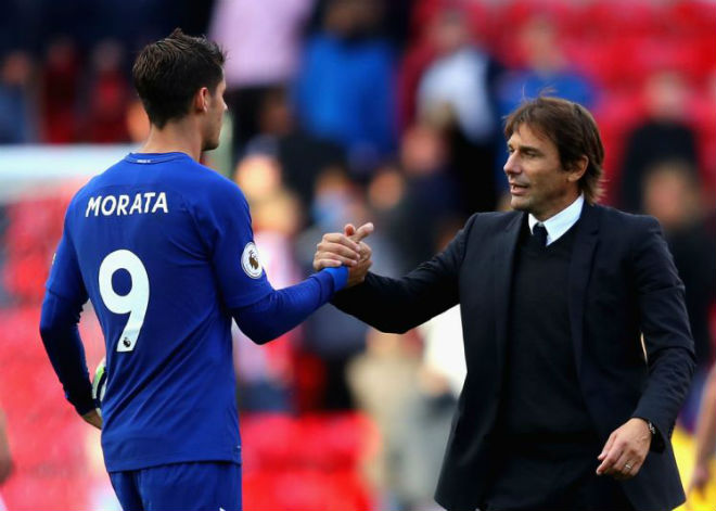 Chelsea đại khủng hoảng: Conte sắp bị đuổi, Morata tẩu thoát đến bến mơ - 1