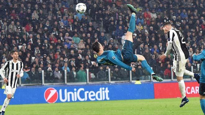 Ronaldo lập siêu phẩm đẹp nhất: Không phải ăn may, sánh ngang huyền thoại - 1