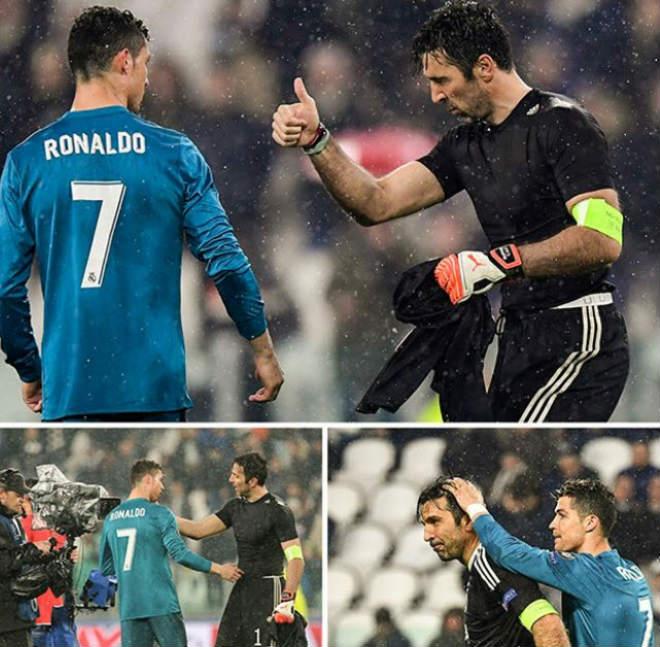 """Buffon vỡ mộng C1: Vết đen huyền thoại, có nên """"trách"""" Ronaldo? - 2"""