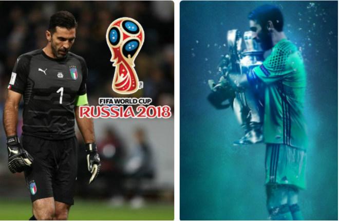 """Buffon vỡ mộng C1: Vết đen huyền thoại, có nên """"trách"""" Ronaldo? - 1"""