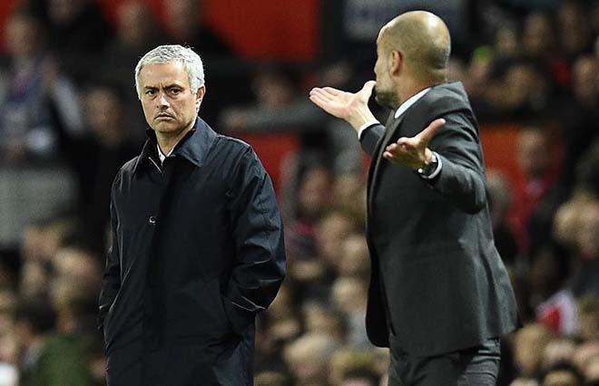 Derby Manchester: 1 tuần vỡ mộng ăn ba, chờ Pep mắc mưu Mourinho - 3