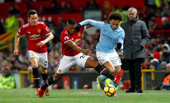 Derby Manchester: 1 tuần vỡ mộng ăn ba, chờ Pep mắc mưu Mourinho - 2