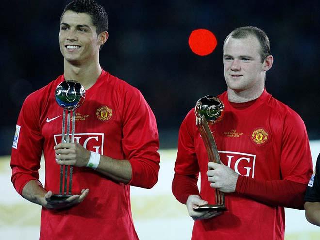 Ronaldo - Thiên tài khổ luyện: Hơn đứt Rooney mập mạp, Lavezzi hám tiền