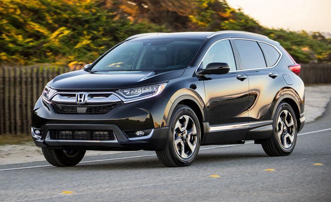 So sánh Toyota Fortuner và Honda CR-V - 5