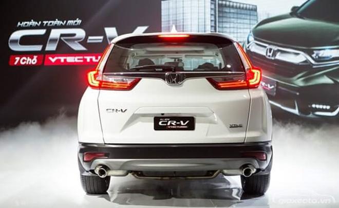 So sánh Toyota Fortuner và Honda CR-V - 7