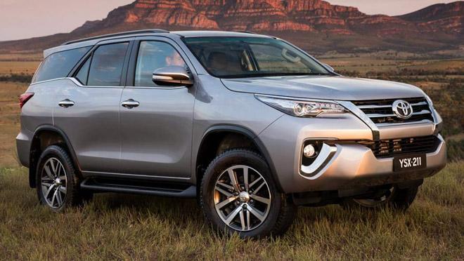 So sánh Toyota Fortuner và Honda CR-V - 3