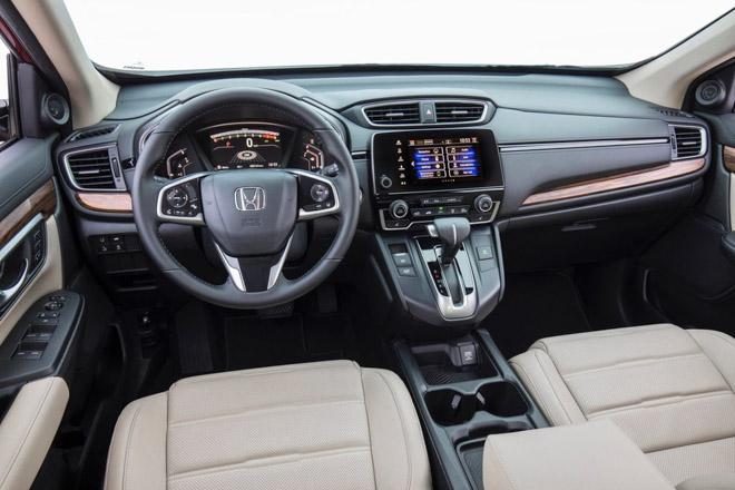 So sánh Toyota Fortuner và Honda CR-V - 9