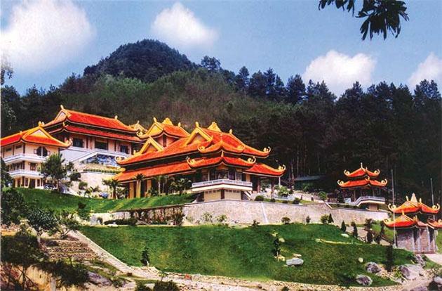 Top những điểm du lịch đẹp như trong mơ cực kỳ nổi tiếng ở Vĩnh Phúc - 3