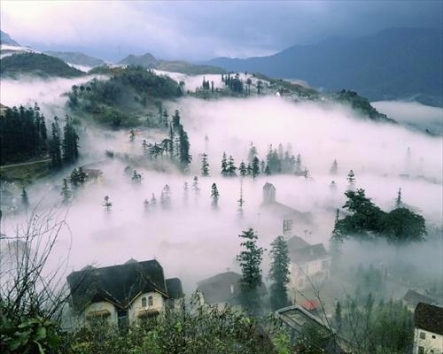 Top những điểm du lịch đẹp như trong mơ cực kỳ nổi tiếng ở Vĩnh Phúc - 1