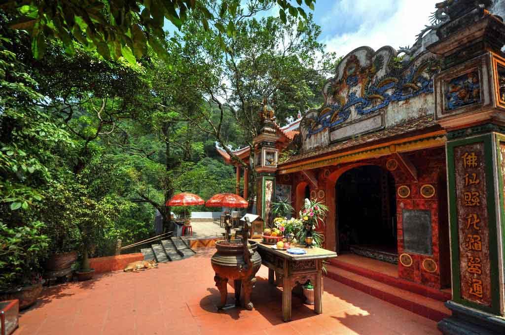 Top những điểm du lịch đẹp như trong mơ cực kỳ nổi tiếng ở Vĩnh Phúc - 6