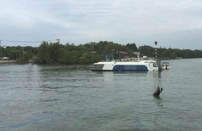 Hé lộ nguyên nhân tàu cao tốc chở 42 hành khách bị chìm ở TP.HCM - 2