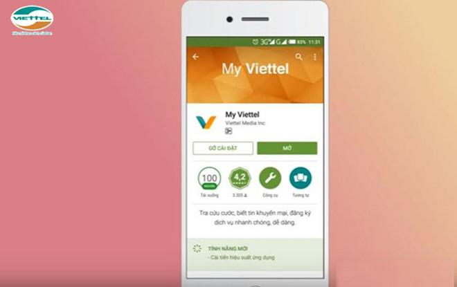 Thuê bao di động Viettel có thể cập nhật ảnh chân dung từ xa - 1