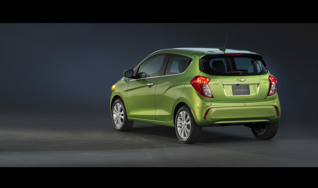 Đối thủ của Kia Morning: Chevrolet Spark 2019 ra mắt - 5