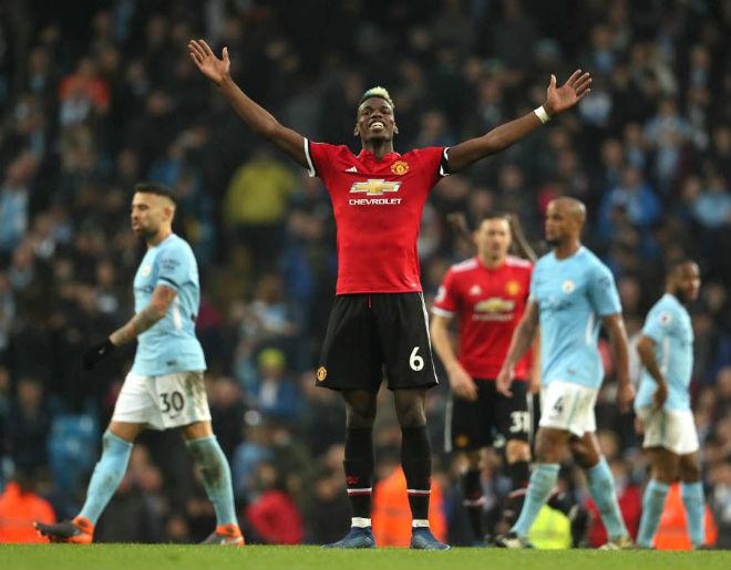 """Tiêu điểm V33 Ngoại hạng Anh: MU """"phá đám"""" Man City, top 4 sắp ngã ngũ - 1"""