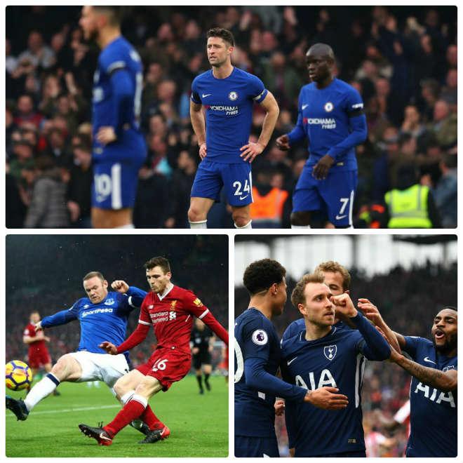 """Tiêu điểm V33 Ngoại hạng Anh: MU """"phá đám"""" Man City, top 4 sắp ngã ngũ - 2"""
