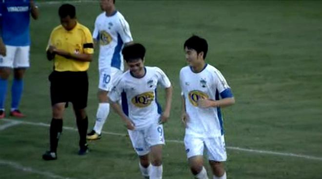HAGL - Than Quảng Ninh: 3 SAO U23 rực cháy, thắng lợi bùng nổ
