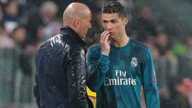 Ronaldo 10 trận ghi bàn liên tiếp, ai cản nổi Real ở Cúp C1?