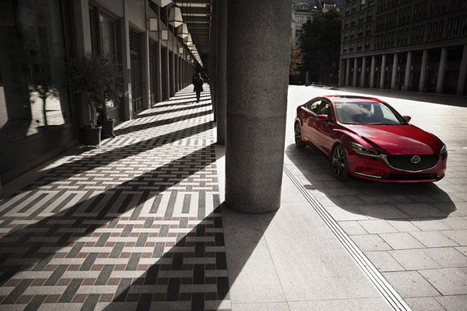 Mazda 6 2018 chính thức công bố giá bán từ 480 triệu đồng - 1