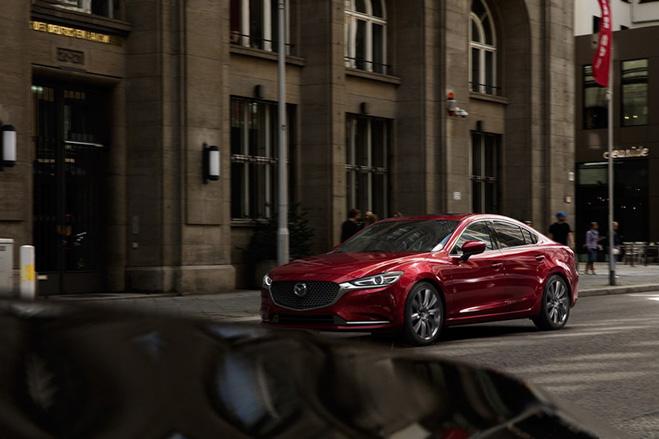 Mazda 6 2018 chính thức công bố giá bán từ 480 triệu đồng - 3