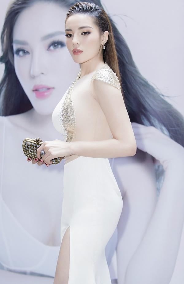 Hoa hậu Kỳ Duyên thừa nhận nâng ngực vì tự ti - 3