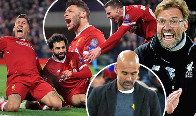 """Man City – Liverpool: """"Giấc mơ 5-0"""" hay """"thảm họa 0-5"""" - 2"""