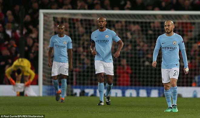 """Man City – Liverpool: """"Giấc mơ 5-0"""" hay """"thảm họa 0-5"""" - 1"""