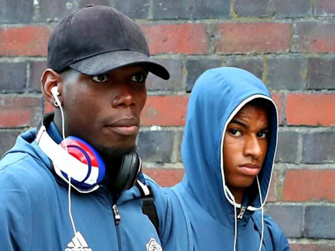 MU đại thắng Man City, Mourinho vẫn sợ Pogba & Rashford nội phản - 2