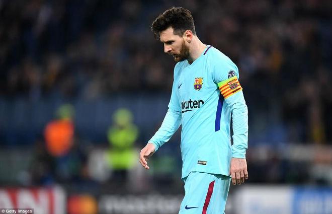 """Góc chiến thuật Roma - Barcelona: Messi """"tầm thường"""" vì Valverde hèn nhát - 2"""