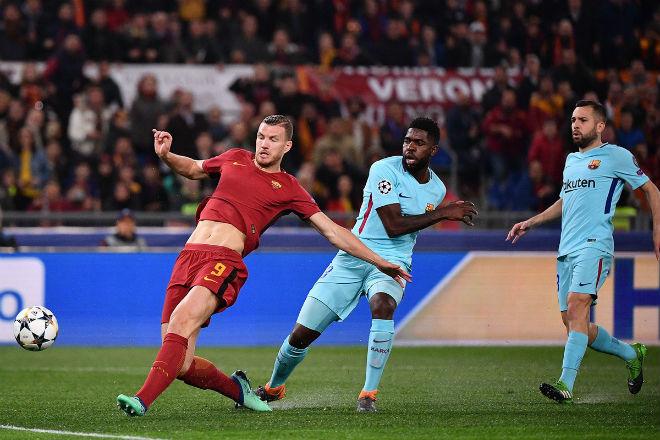 """AS Roma - Barcelona: Kì tích """"đại địa chấn"""", lật đổ siêu ngỡ ngàng - 1"""