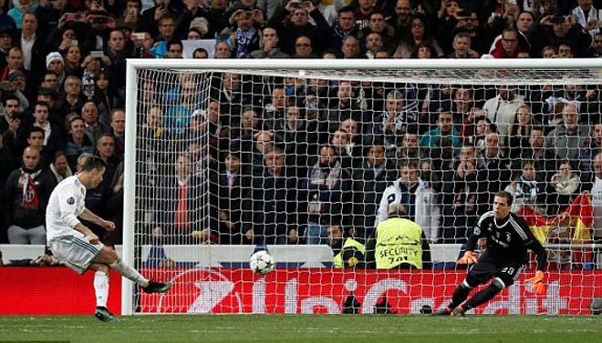 Real Madrid - Juventus: Ngược dòng địa chấn, cay đắng 11m phút 90+8 - 3