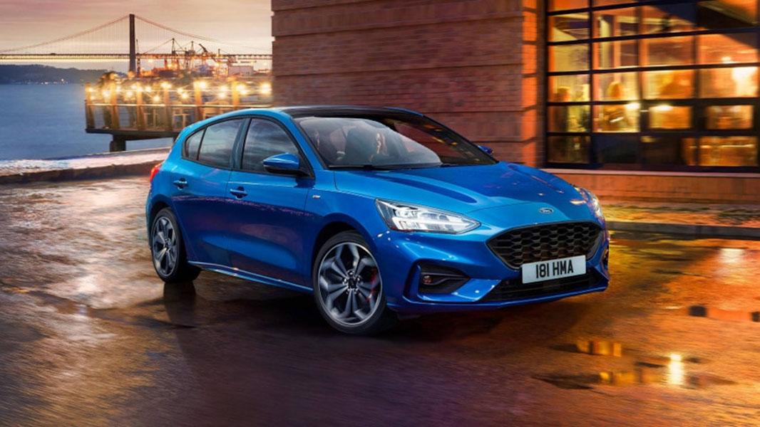 Ngắm vẻ đẹp của Ford Focus 2019 vừa ra mắt - 6