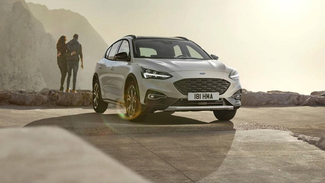 Ngắm vẻ đẹp của Ford Focus 2019 vừa ra mắt - 2