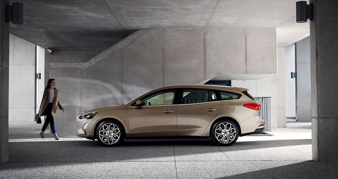 Ngắm vẻ đẹp của Ford Focus 2019 vừa ra mắt - 3