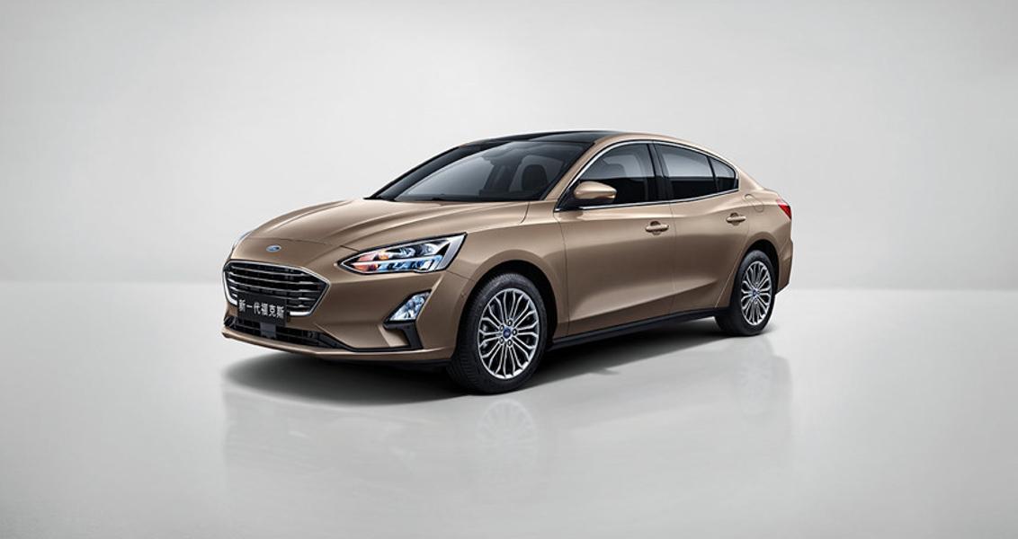 Ngắm vẻ đẹp của Ford Focus 2019 vừa ra mắt - 1