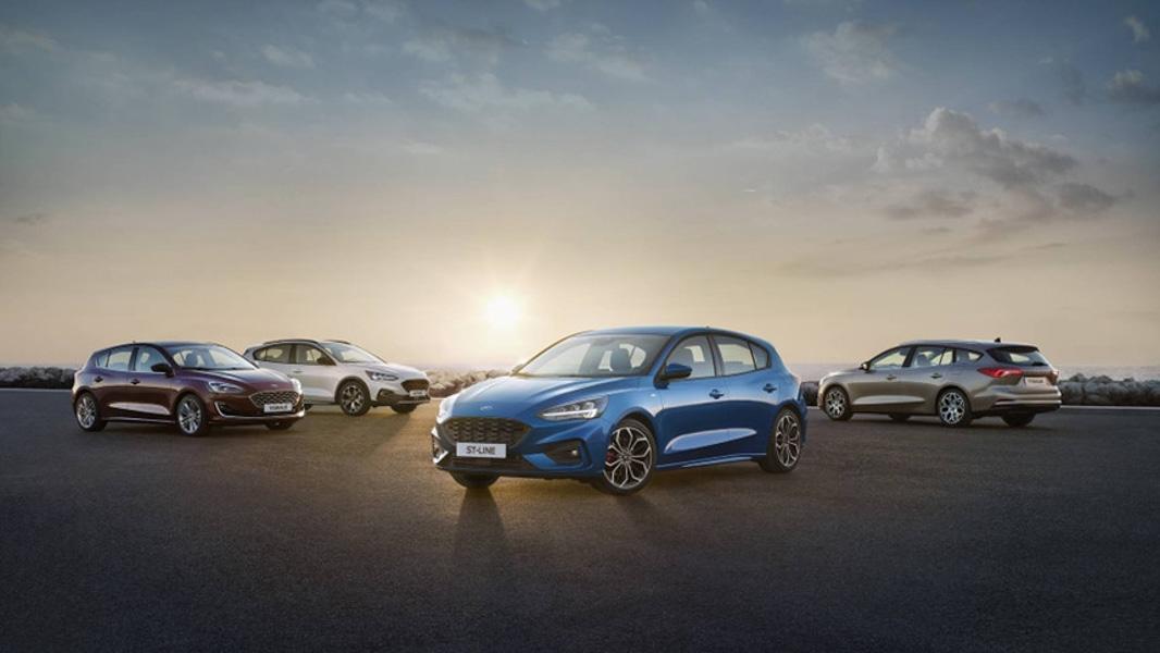 Ngắm vẻ đẹp của Ford Focus 2019 vừa ra mắt - 4