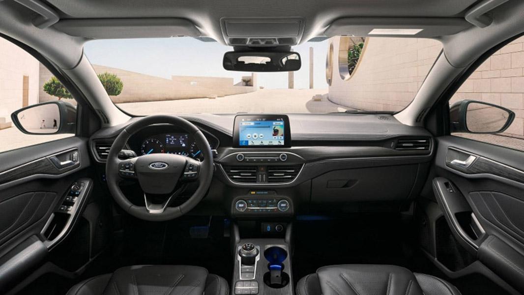 Ngắm vẻ đẹp của Ford Focus 2019 vừa ra mắt - 12