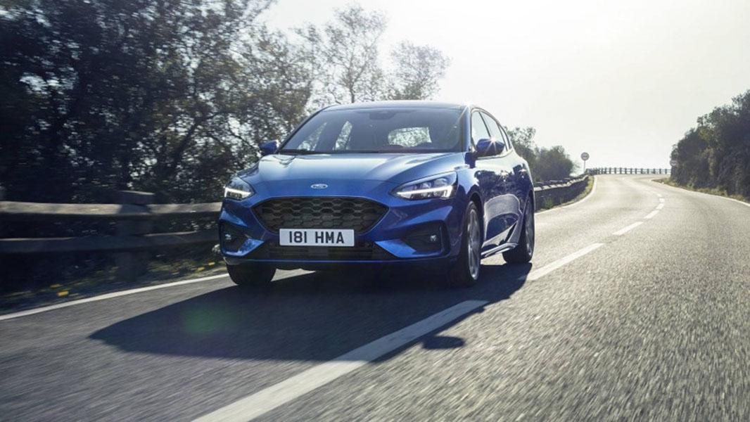Ngắm vẻ đẹp của Ford Focus 2019 vừa ra mắt - 13