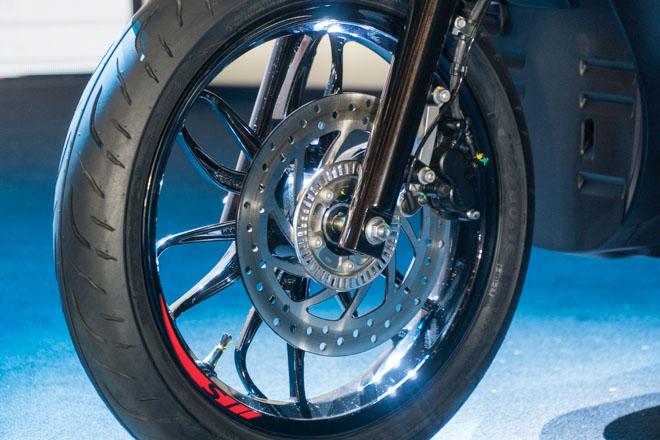 Medley ABS 150 ra mắt, giá bán từ 73,5 triệu đồng, đối trọng của SH 150 - 3