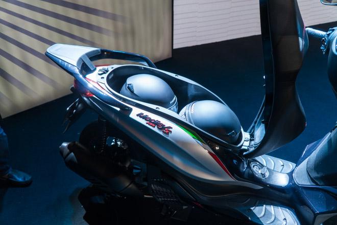 Medley ABS 150 ra mắt, giá bán từ 73,5 triệu đồng, đối trọng của SH 150 - 4