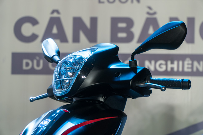 Medley ABS 150 ra mắt, giá bán từ 73,5 triệu đồng, đối trọng của SH 150 - 8